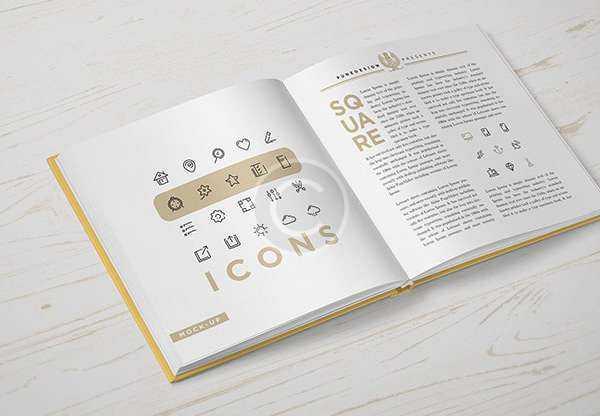 Iconen, brieven en afbeeldingen afdrukken