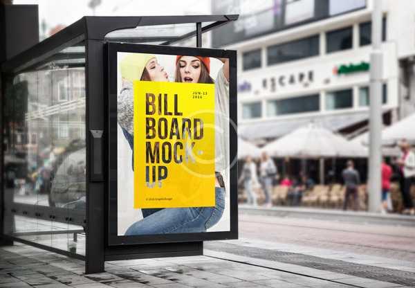 Commerciële Billboard Prints