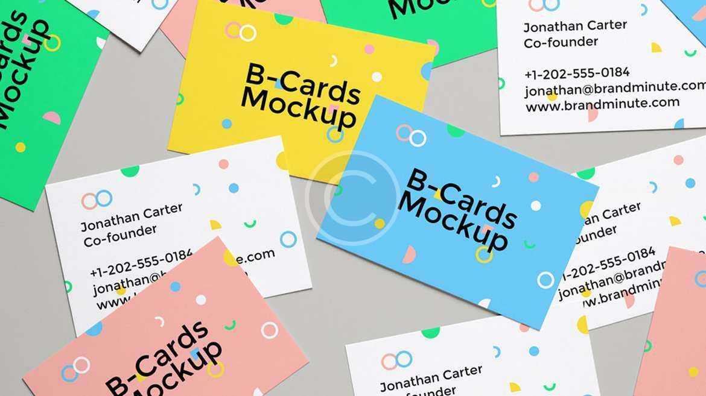 Business Cards ontwerpen en printen
